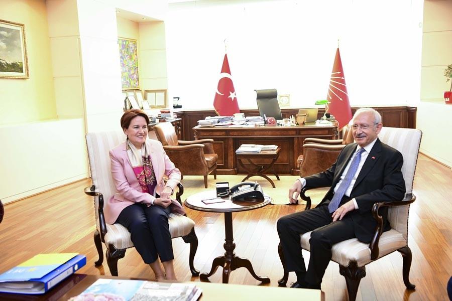 CHP ve İYİ Parti'de Ankara ve Antalya anlaşmazlığı