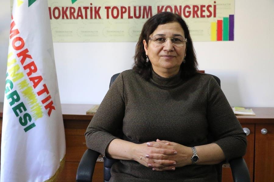 LEYLA GÜVEN'İN TALEBİNE RET