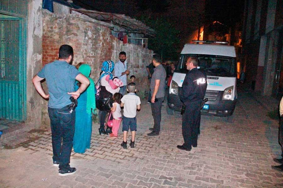 Torbalı'da 4 Suriyeli aile zorla yollandı