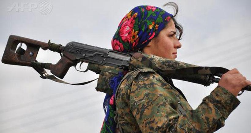 YPG: Stratejik noktalar IŞİD'den temizlendi