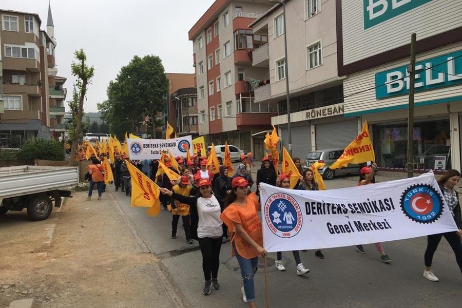 Deri işçileri