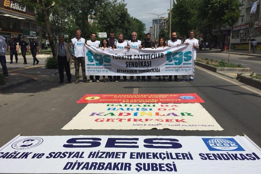 TGS Diyarbakır Şubesi
