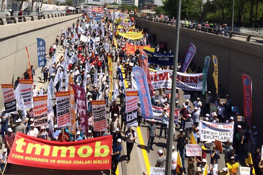 Ankara 1 Mayıs