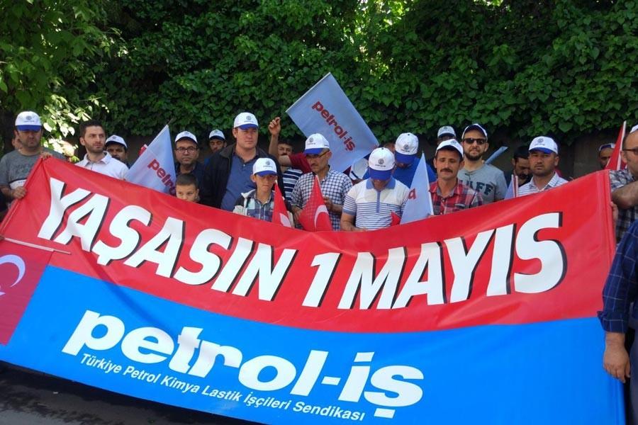 Petrol-İş İzmir Şube'de seçim öncesi tartışmalar sürüyor