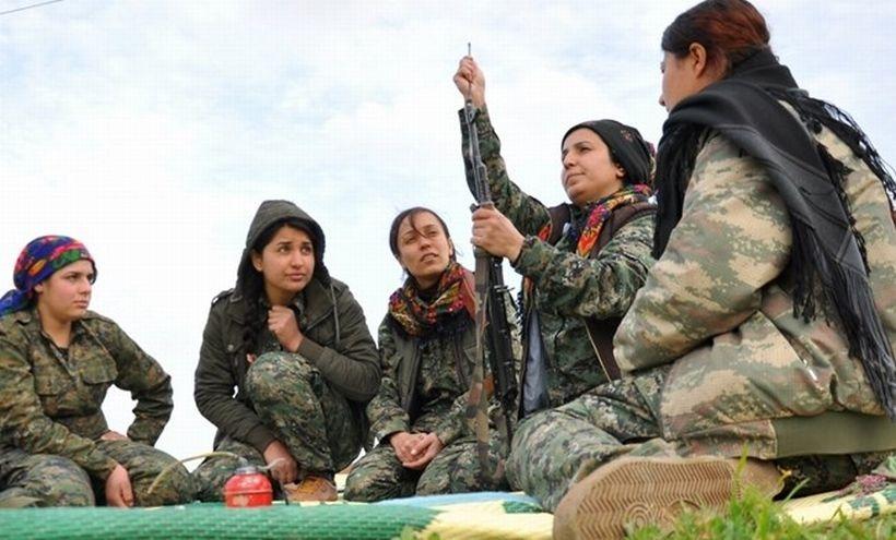 YPG'nin Kobanê çevresindeki ilerleyişi sürüyor