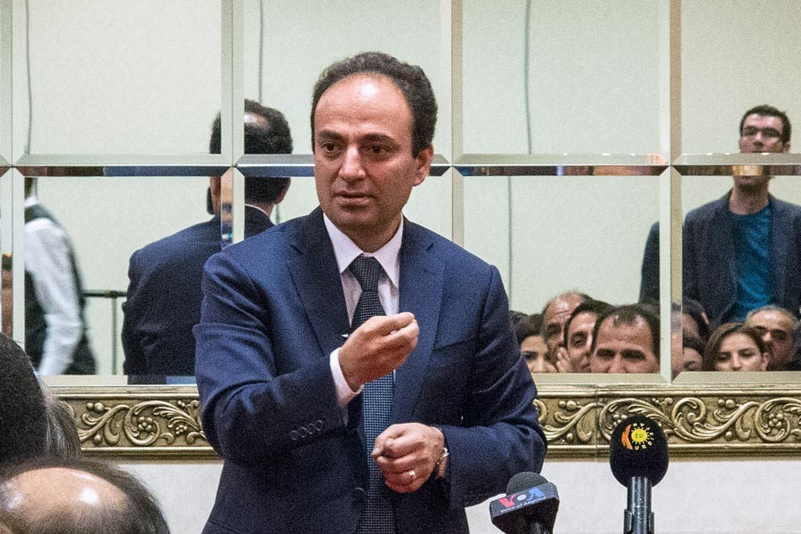Baydemir'e 'Vicdan ve Adalet Nöbeti' konuşması nedeniyle dava açıldı