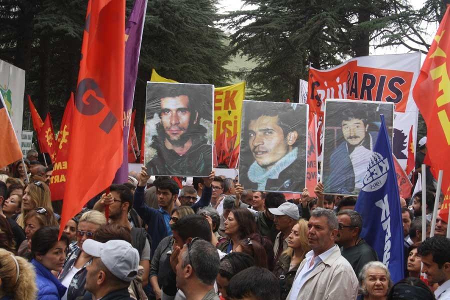 6 Mayıs anmasına katılanlara açılan davada beraat kararı verildi