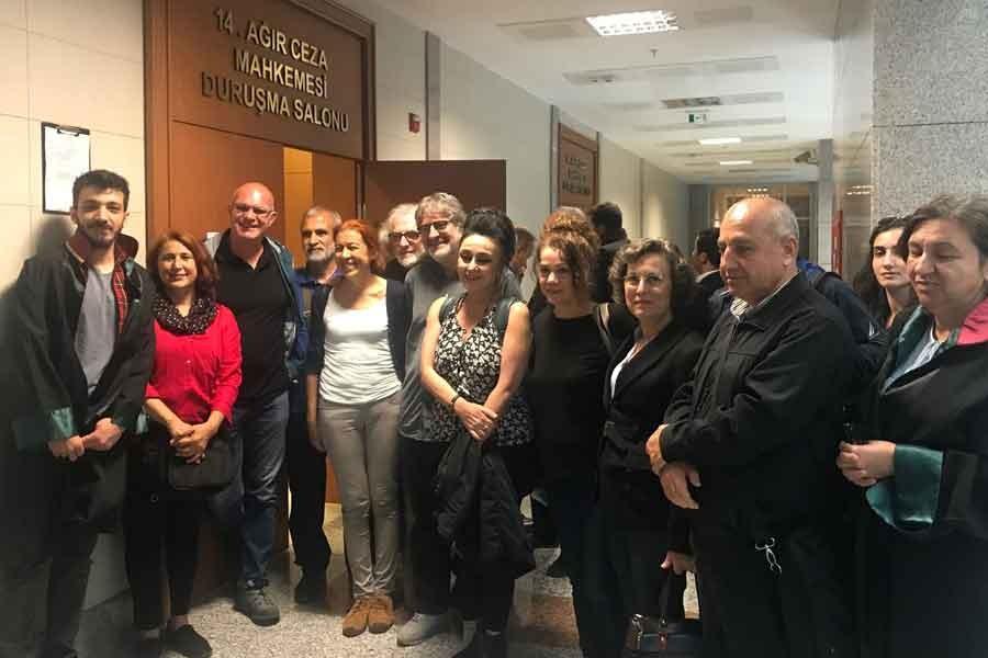 KHK ile kapatılan Özgür Gündem davasında ceza yağdı