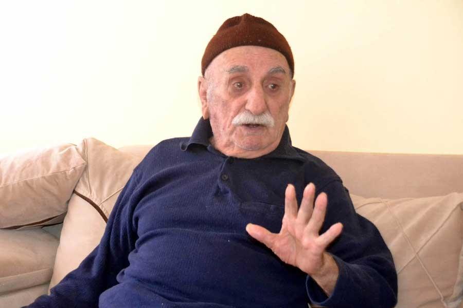 Eşkiya Hamido, 104 yaşında hayatını kaybetti