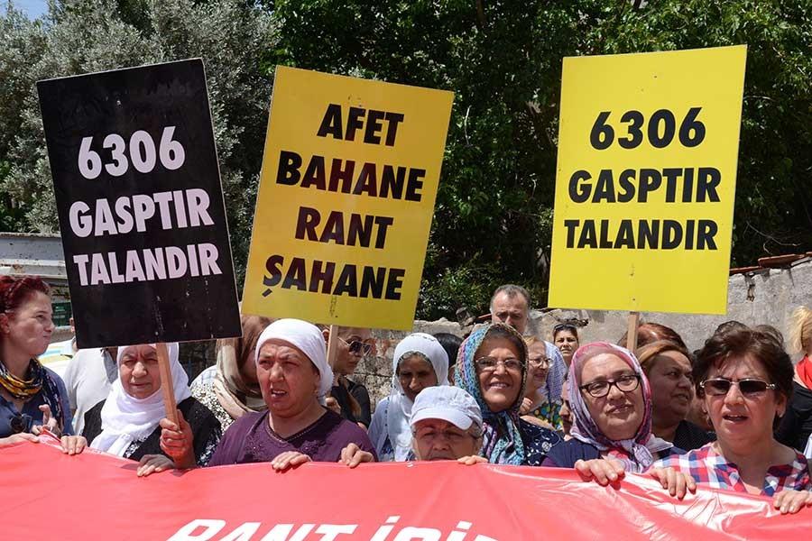 Karabağlar: Otel, AVM değil halk için dönüşüm istiyoruz