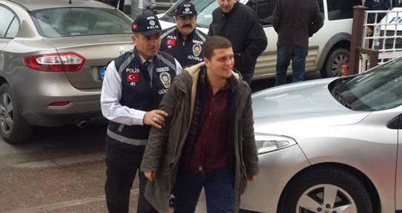 Buğra Aydoğan da Erdoğan'a hakaret iddiasıyla tutuklandı