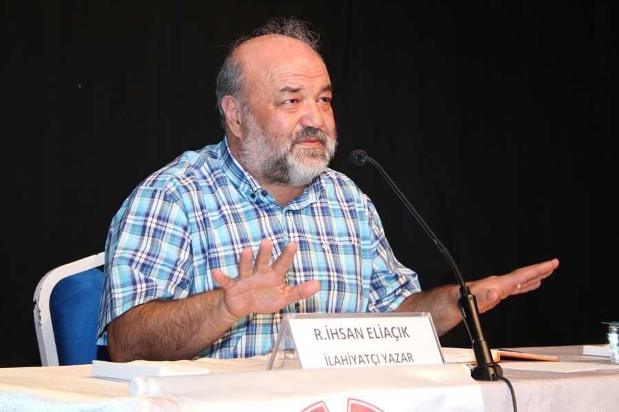 İhsan Eliaçık: Ezan Türkçe okunur, Kürtçe de okunur, halk isterse