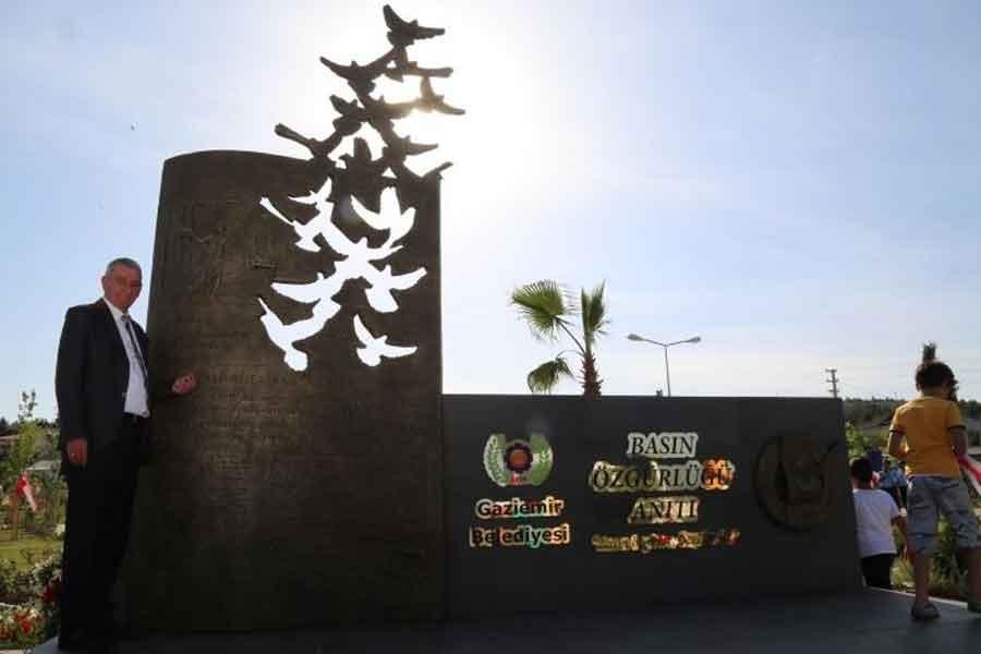 Basın Özgürlüğü Anıtı