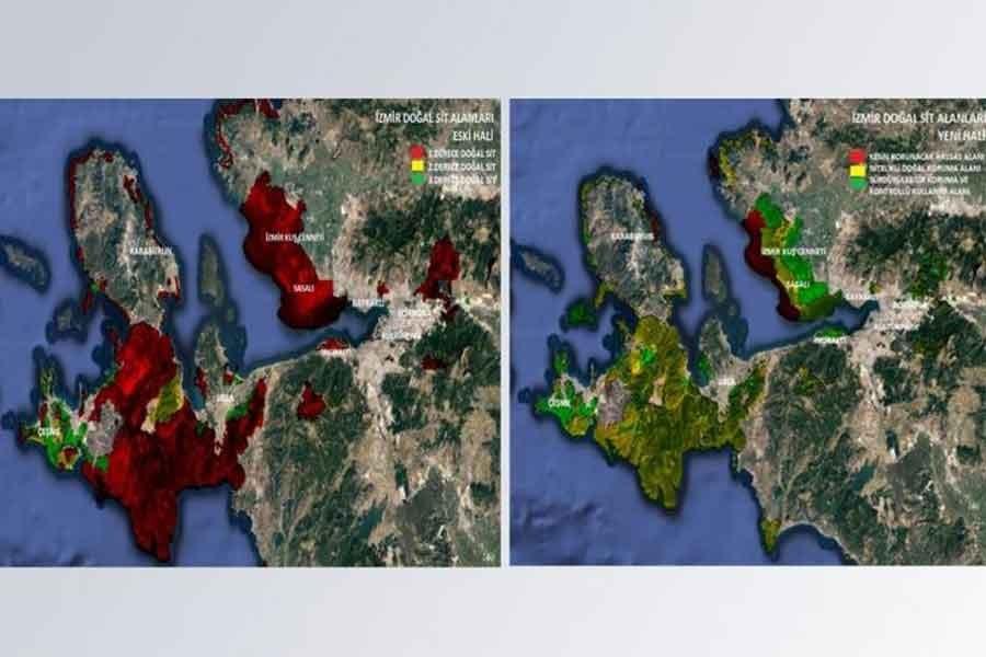 İzmir'de sit dereceleri düşürüldü: Yeni yapılaşmalar yolda