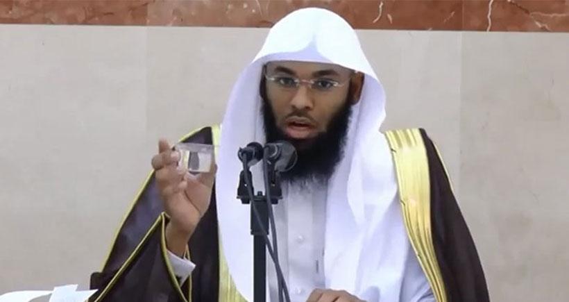 Suudi imam: Dünya dönmüyor
