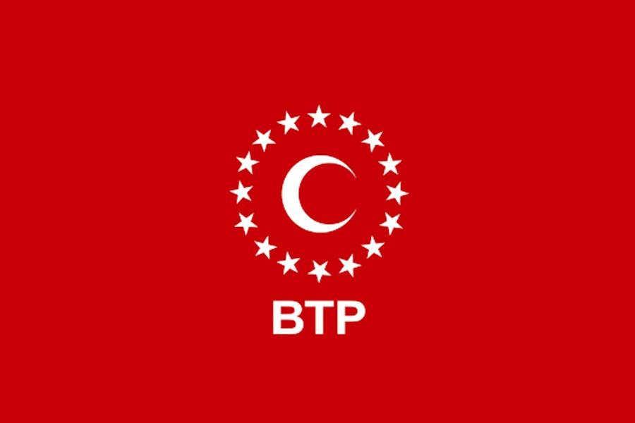 BTP'nin adayı Selim Kotil, İstanbul seçiminden çekildiğini açıkladı