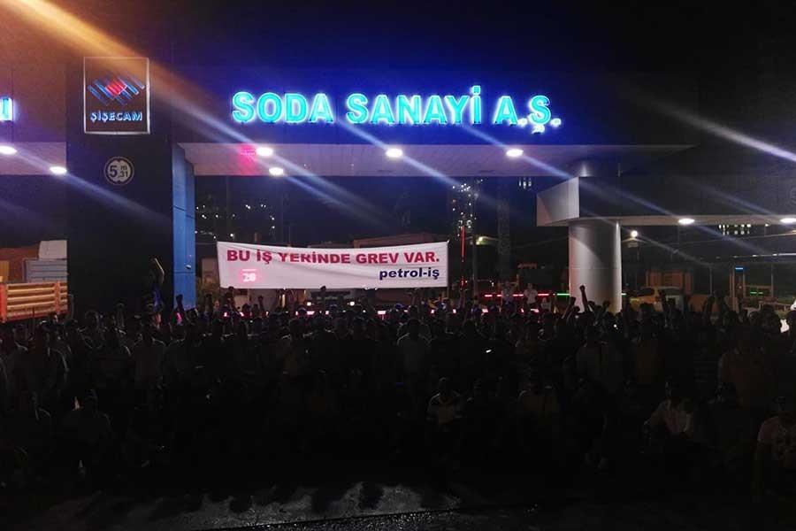 AKP'DEN BİR GREV YASAĞI DAHA