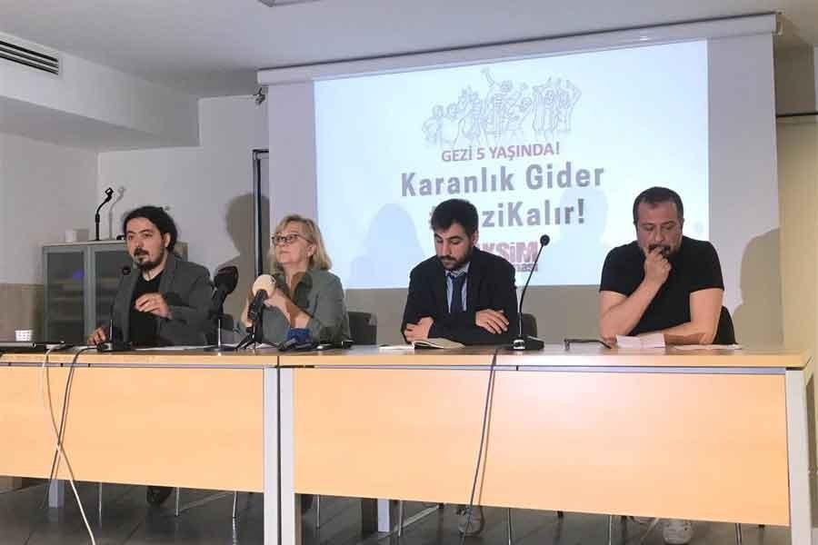 Yapıcı ve Atalay, Gezi soruşturması kapsamında ifade verdi