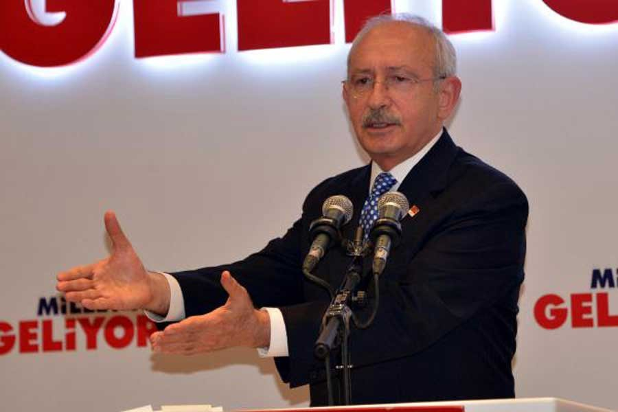 KILIÇDAROĞLU MEYDAN OKUDU