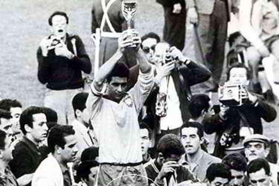 Brezilya 1962