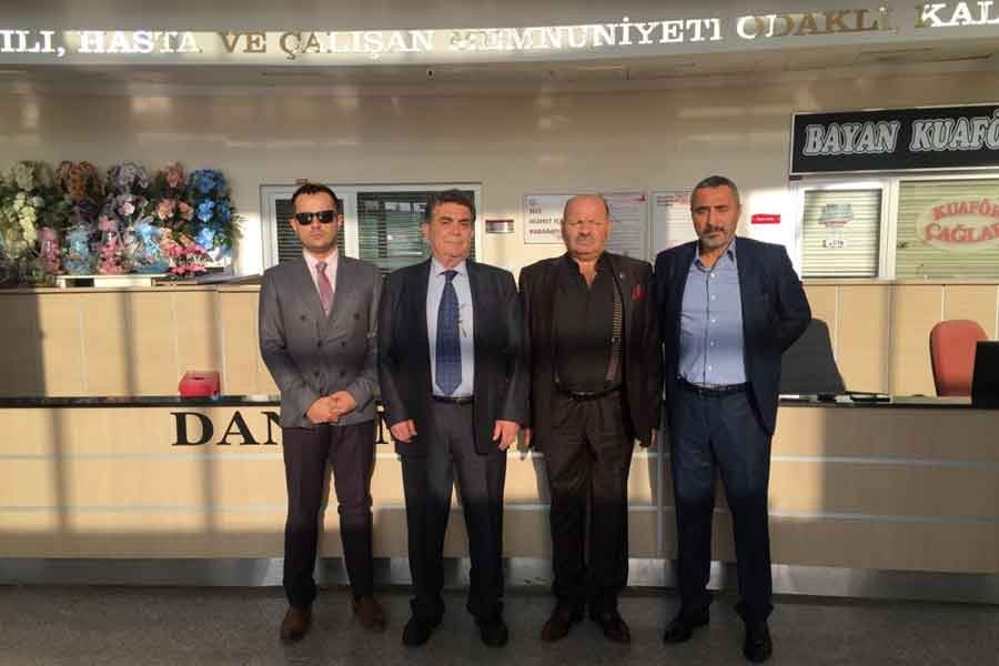 Alaattin Çakıcı'yı Bahçeli'den sonra eski MİT yöneticisi ziyaret etti