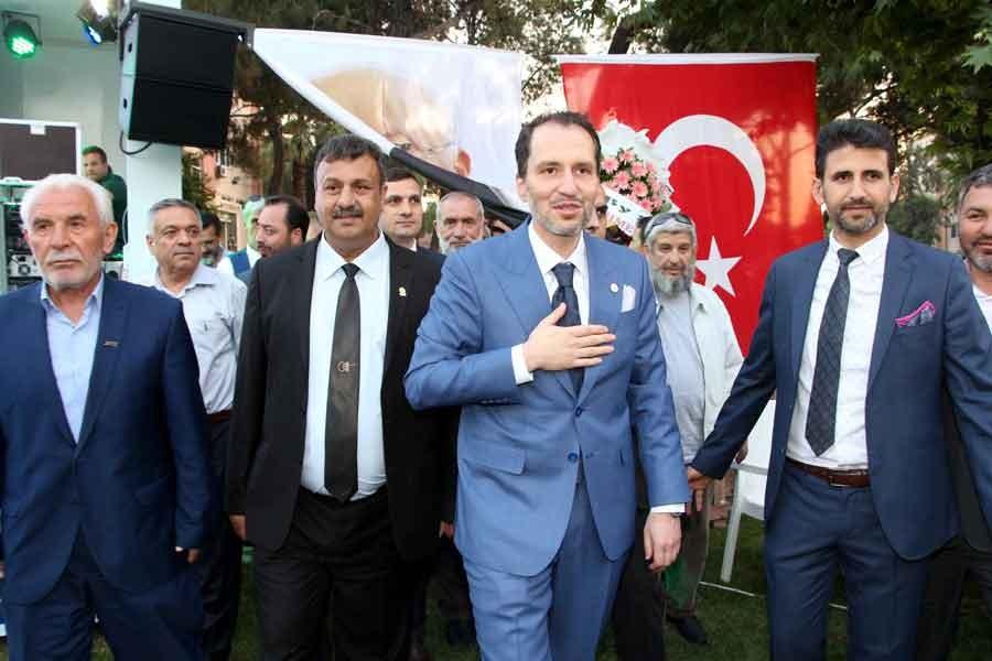 Necmettin Erbakan'ın oğlu Fatih Erbakan: Yeniden Refah Partisi kuruldu