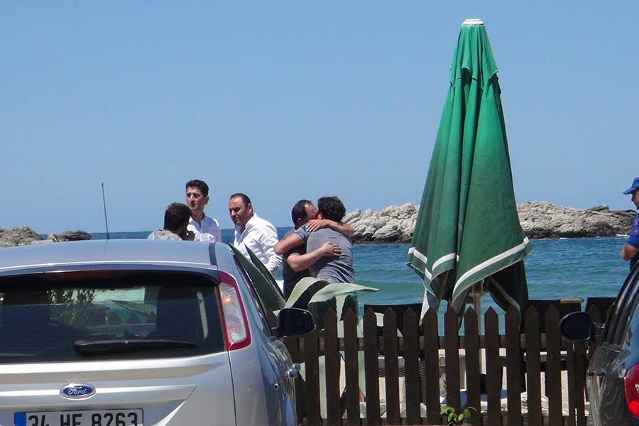 Şile'de batan teknede kaybolan Şarkıcı Onurcan Özcan'ın cesedi bulundu