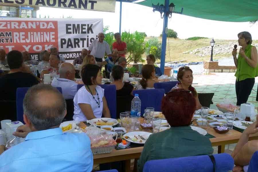 Gürkan: Demokratik bir Türkiye'nin inşasını tartışmalıyız