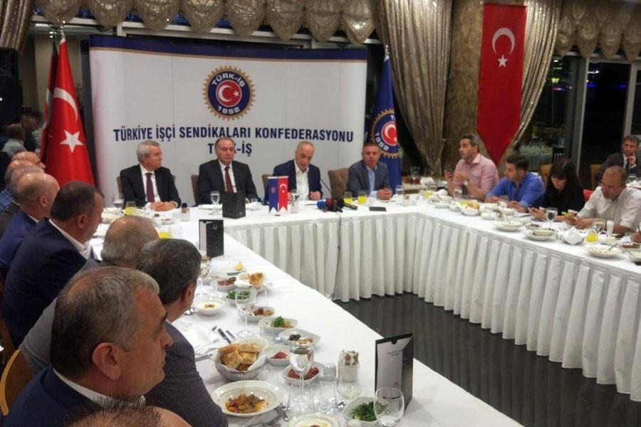 Türk-İş'ten savunma: Mücadeleden kaçmadık