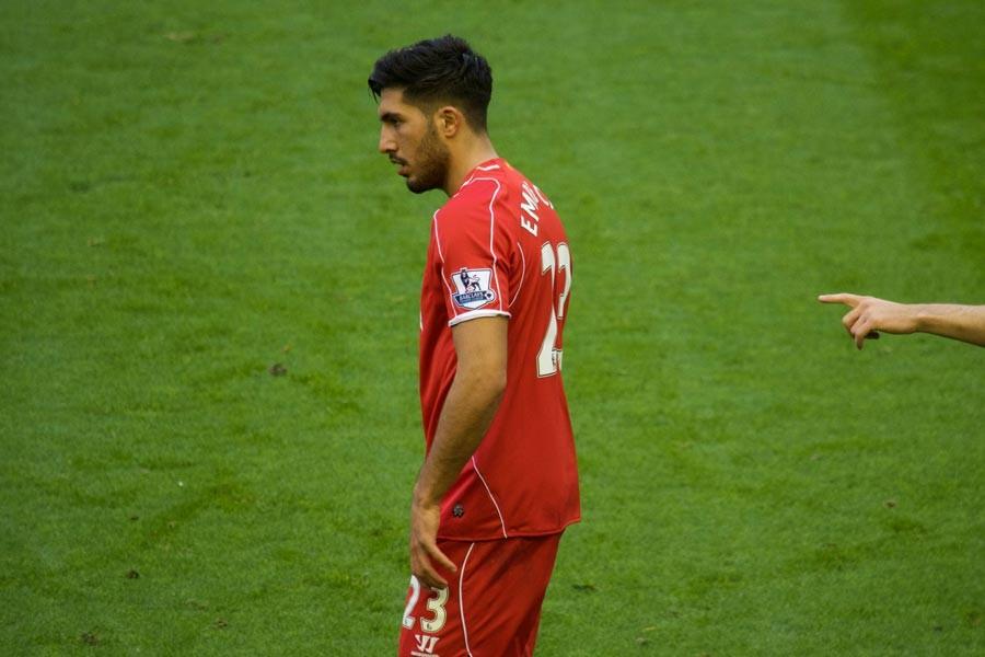 Emre Can Liverpool'dan ayrılıyor