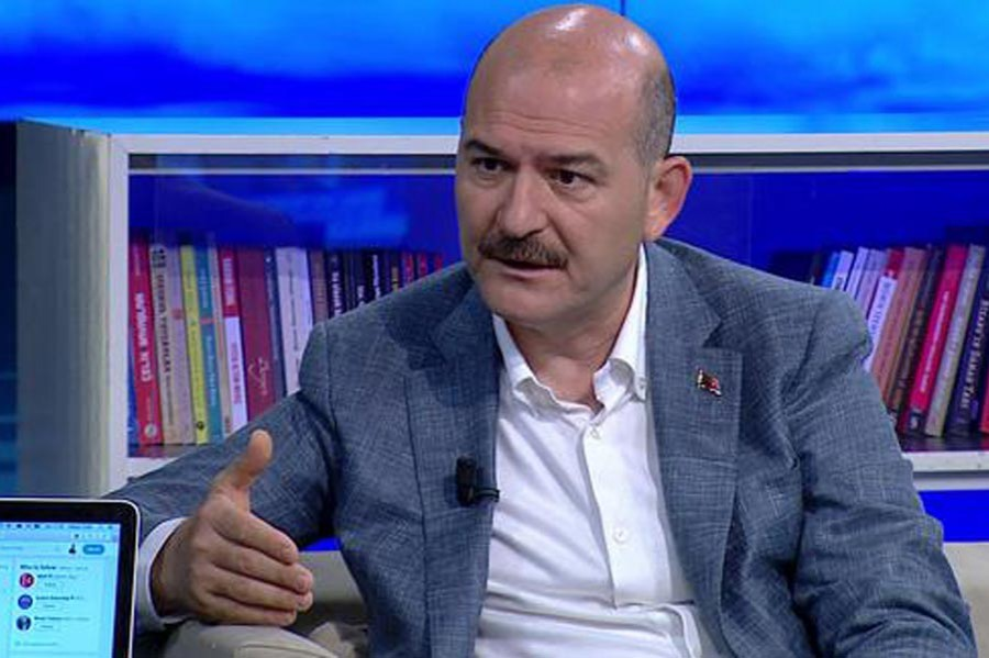 Soylu'dan milletvekillerine tehdit: Sizi yürüten adam değildir