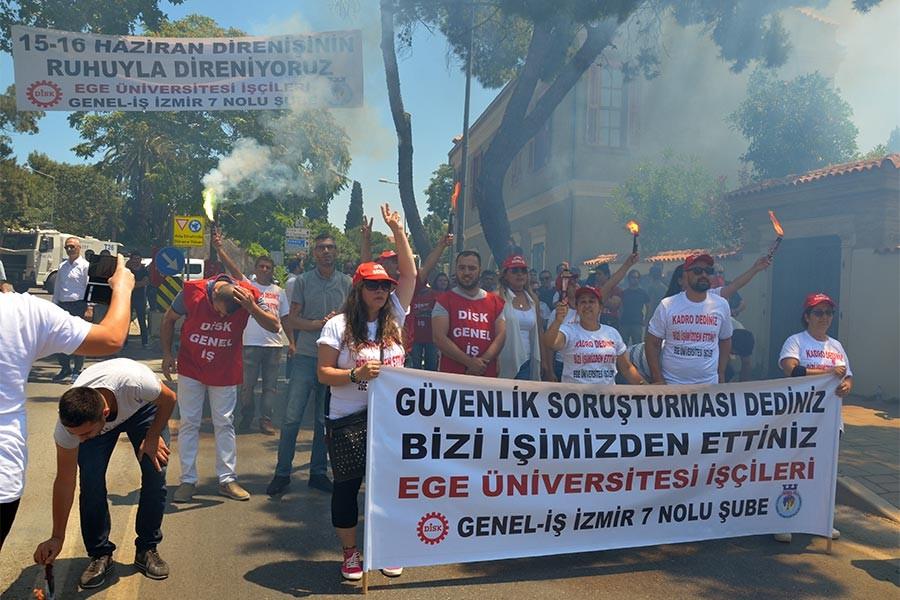 EGE ÜNİ.'DE SKANDAL SORUŞTURMA