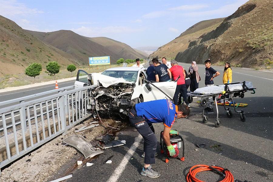 Bayramda ilk iki günün kaza bilançosu: 27 ölü, 106 yaralı