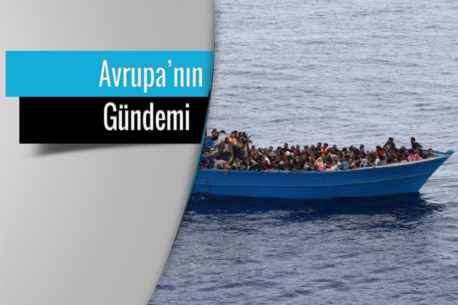 AB bu sefer de 'mülteciler' konusunda çatlak yaşadı