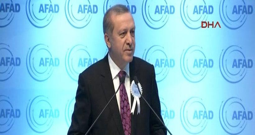 Erdoğan: Paradan bahset paradan. Hiç paradan bahsetmiyorsunuz