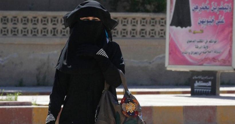 IŞİD hakimiyeti altında  kadınlar nasıl yaşıyor?