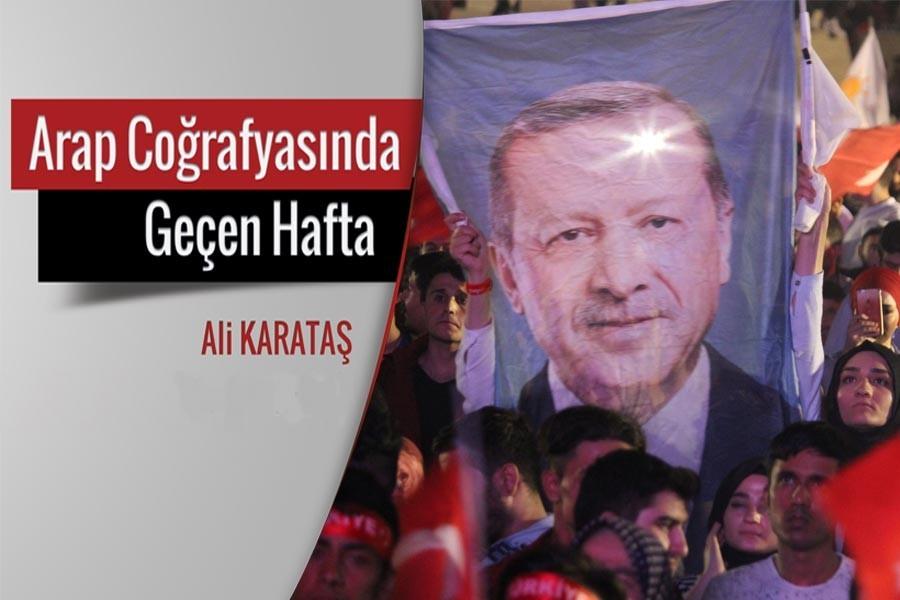 Arap basını Türkiye seçimlerini nasıl yorumladı?