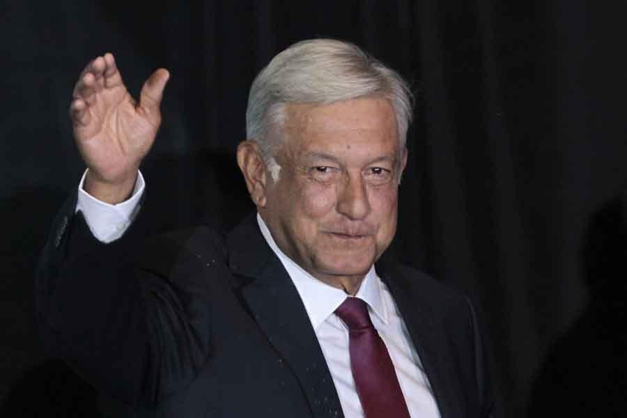 Meksika'nın yeni Devlet Başkanı Andres Manuel Lopez Obrador oldu