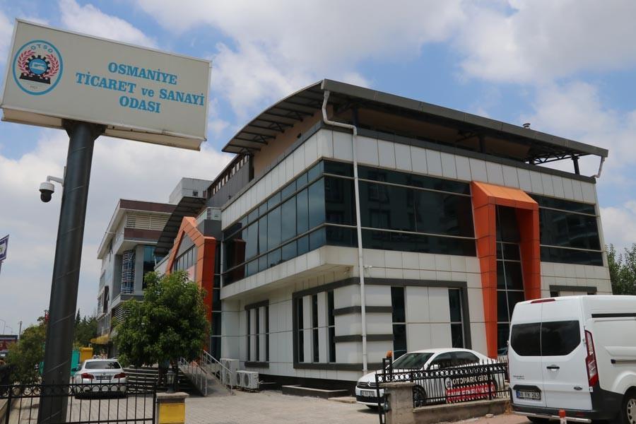 Osmaniye Ticaret Odası'na silahlı saldırıda başkan yardımcısı öldü