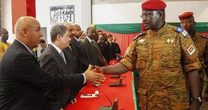 Burkina Faso ordusu: İktidarı sivillere devredeceğiz