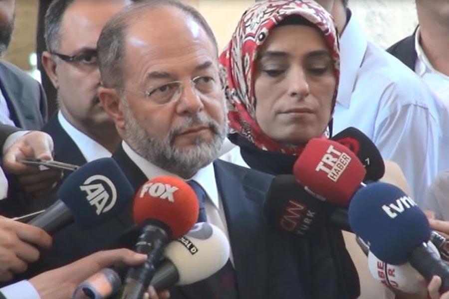 Recep Akdağ: Meclis isterse idam gelebilir