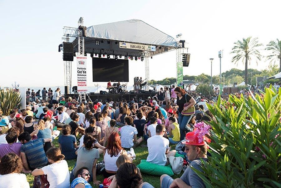 İstanbul Caz Festivali devam ediyor