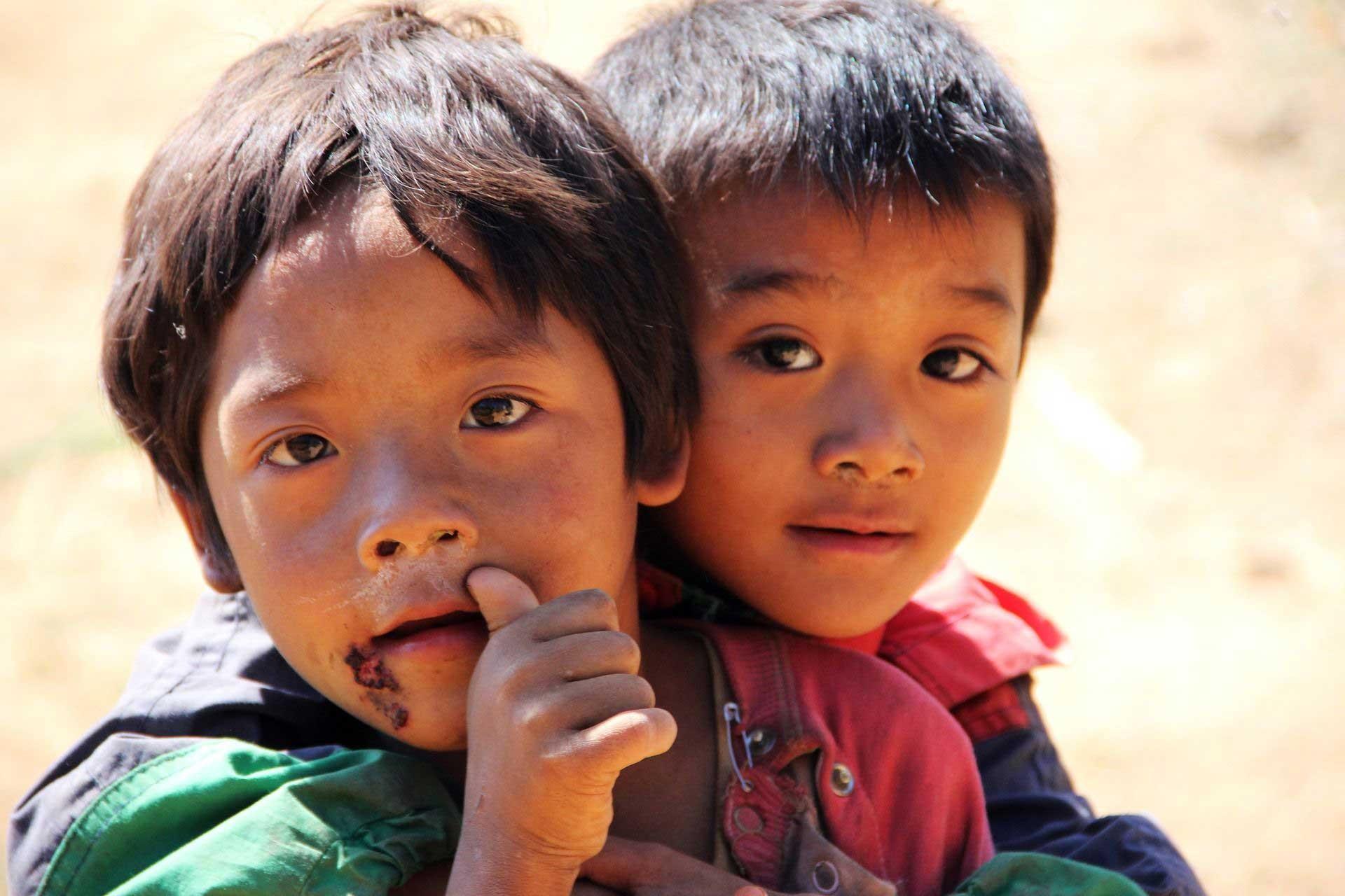 Göçmenleri çocuklarından koparan dünya