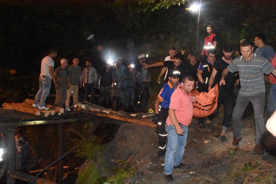 Zonguldak'ta kömür ocağında göçük: 2 işçi yaşamını yitirdi
