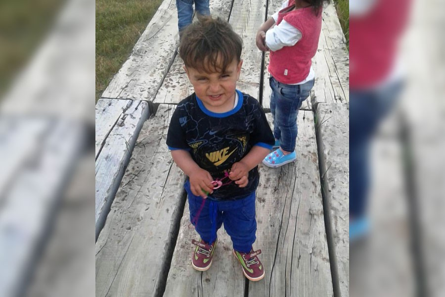 2 yaşındaki Sami Yusuf'un cansız bedeni bulundu
