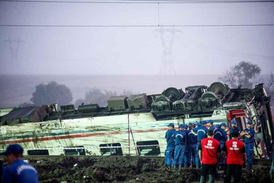 Çorlu'daki tren faciasında hayatını kaybedenlerin sayısı 25'e çıktı