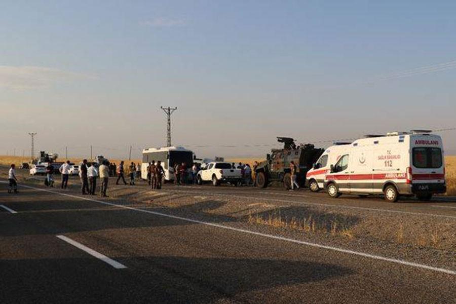 Adli tıp, 3 kişinin öldüğü zırhlı araç kazasında lastiği kusurlu buldu