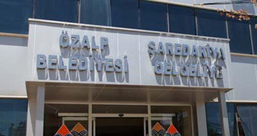 Özalp Belediyesi'nde TİS imzalandı