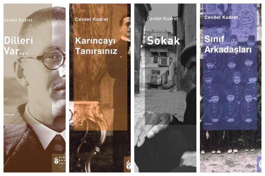 Edebiyatın ağır işçisi: Cevdet Kudret