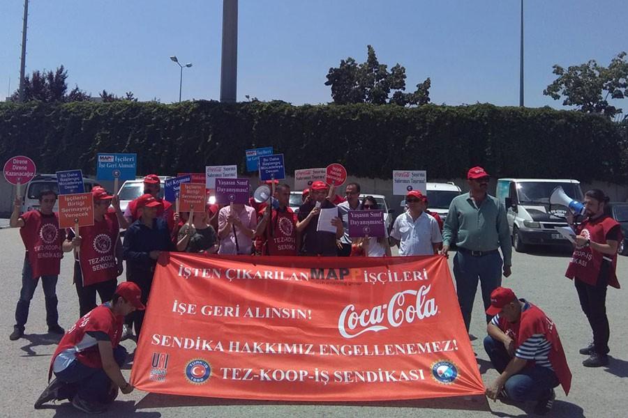 Tez-Koop-İş Sendikası, MAPP'taki işçi kıyımına tepki gösterdi